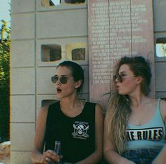 Shannon Beveridge & Cari Fletcher♡ Summer 2017