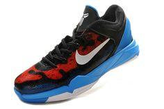 3b390e63a30 Kobe 7 Poison Dart Frog Lakers Red Blue 488371 403 Kobe 7 Shoes
