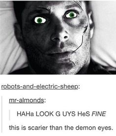 HAHAHAHAHA laughed too hard at this. ------LOLOLOL OH SWEET APPLE PIE THAT'S TERRIFYING!!!!!!