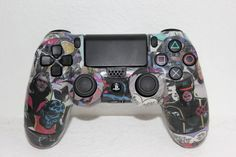 Custom Playstation 4 Comic Controllers PS4 Wireless Controller X-Men Wolverine Cyclops Nightcrawler Archangel Colossus Emma Frost