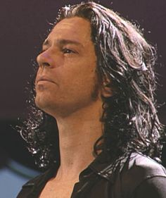 Everything- live (Still Michael Hutchence, Soundtrack, Sexy Men, Dreadlocks, Singer, Guys, Hair Styles, People, Fictional Characters