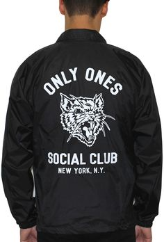 SOCIAL CLUB JACKET from ONLY ONES
