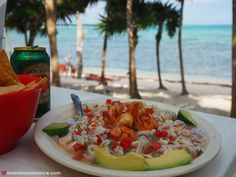 Chamico's Soliman Bay. just North of Tulum. must try.