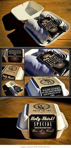 how to get professional packaging