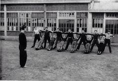 O início da escola de Jacques Lecoq em Paris (anos 50)