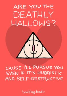 Ben Kling — Rejected Harry Potter Valentines — YEAR 2 I mean why was this rejected is the real question. Harry Potter Food, Harry Potter Cosplay, Harry Potter Images, Harry Potter Theme, My Funny Valentine, Valentine Day Cards, Nerdy Valentines, Nerdy Pick Up Lines, Mischief Managed