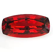 This 34.06-carat sunstone from China was acquired by Pala's Bill Larson at the time of the ICA Congress in 2005.