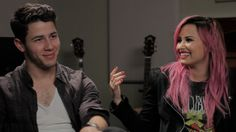 nick and demi collabs always deliver.