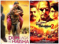#DumLagaKeHaisha #AbTakChhappan2 1st Day box office Collection report - http://shar.es/1Wyiqb  #AbTakChappan2 #DumLagaKeHaisa