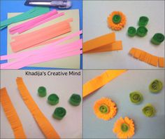 Creative Mind Khadija | Mother's Day Quilling Card