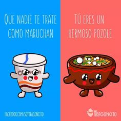 Pozole, Bittersweet Quotes, Class Memes, Mexican Humor, Tikal, Have A Laugh, Funny Memes, Tableware, Spanish Class