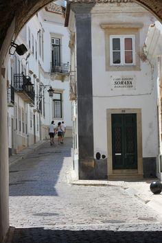 Old Faro, Portugal