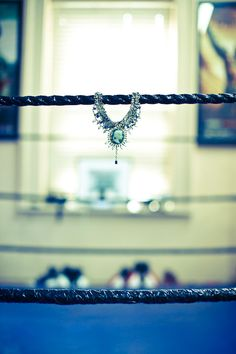 DANNIJO'S #BOXERINA JEWELRY COLLECTION: INSPIRED BY THE BOXING RING
