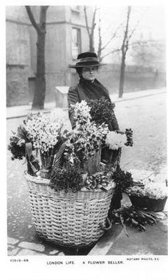 Flower Seller (1910)