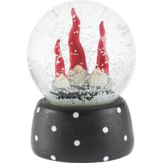 Snow Globes, Scandinavian, Gnomes, Home Decor, Snow Globe, Gift Cards, Angels, Home Decor Accessories, Decoration Home