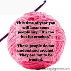New knitting humor truths hooks ideas Knitting Quotes, Knitting Humor, Crochet Humor, Knitting Yarn, Funny Crochet, Love Crochet, Crochet Yarn, Crochet Stitches, Crochet Patterns