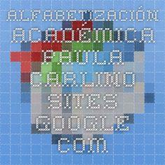 ALFABETIZACIÓN ACADÉMICA Paula Carlino sites.google.com