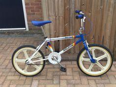 Original 1986 Raleigh Team Burner, Chopper, Grifter, Old Bmx Era • £450.00…