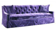 Lillian August Fine Furnishings for Hickory White   LA7141S Camille Sofa   MacQueen Home  http://macqueenhomela.houzz.com/   #InteriorDesign #Furniture #Sofa