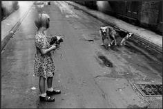 1x**SIGNED** / 1 UNSIGNED - Erwitt -USA. Pennsylvania. Pittsburgh. 1951.