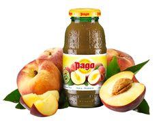 succo di pesca (italian peach juice)