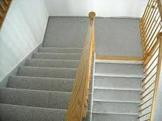 Image result for carpeted stairs