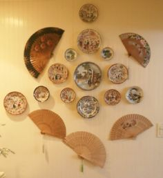 Using vintage Japanese china  Bella Rosa Antiques: Lake House Meets Vintage Forties