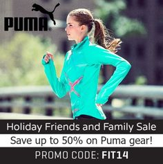 PUMA Holiday Friends and Family Sale (save up to 50%!)