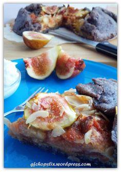 Fresh Fig Crostata