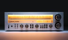 Technics SA-500. The Technics name was synonymous with value.