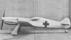 Skoda-Kauba SK.257 (1943) trainer prototype