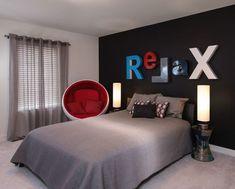 High-End Masculine Furniture Design Ideas Bedroom Apartment, Home Decor Bedroom, Kids Bedroom, Bedroom Ideas, Bedroom Furniture, Studio Apartment, Diy Furniture, Young Mans Bedroom, Futuristic Bedroom
