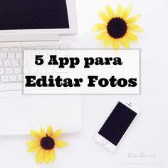 Mis favoritas 5 #App para Editar #Fotos