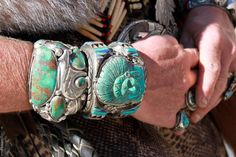Navajo jewels