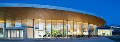 Besucherzentrum in Vantaa; K2S Architects; Foto: Mika Huisman