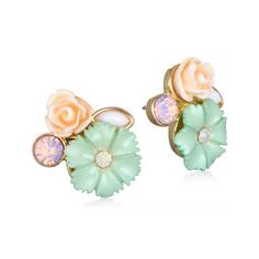 Buy Delicates by PALOMA & ELLIE Gold-Tone Flower Cluster Stud Earrings today at jcpenney.com. You deserve great deals and we've got them at jcp!