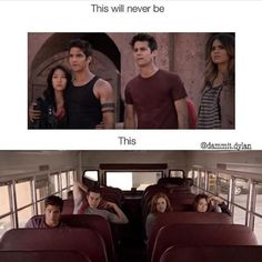 """Teen Wolf will never be teen wolf again. It's changed and I hate it."" @void_stxles on Instagram"