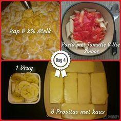 28 Dae Dieet, Dieet Plan, Diet Recipes, Healthy Recipes, 28 Days, Fat Burner, Afrikaans, Eating Plans, Diets