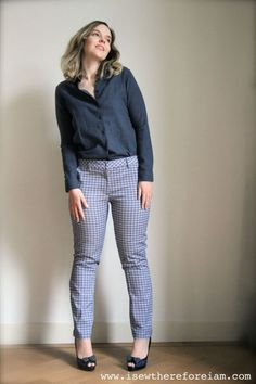 Sasha Trousers by Cl