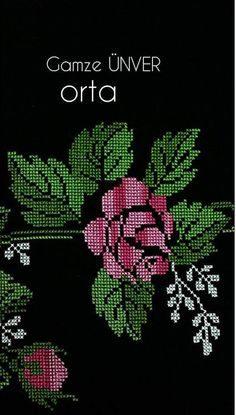 Hardanger Embroidery, Embroidery Stitches, Hand Embroidery, Cross Stitch Designs, Cross Stitch Patterns, 6 Word Stories, Vintage Cross Stitches, Cross Stitch Rose, Bargello