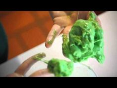 How to Make SLIME!!! (Science Experiment)