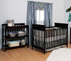 Logan 2 Piece Crib Set