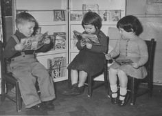 The Love Of Nostalgia: 1950s School Days
