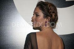 Blanca Suarez hairdo