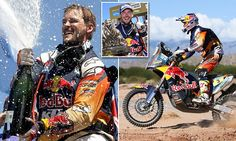 Toby Price becomes first Australian to win the gruelling Dakar Rally