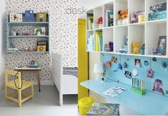 A Desk In Your Kids Room