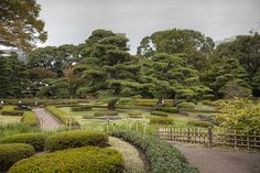 The East Garden, Tokyo Imperial Palace, Marunouchi, Tokyo, Japan.01A
