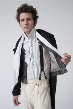 Regency Countryman's Costume: England 1816 Printing Ink, Screen Printing, Horsehair, Regency, Wax, England, Buttons, Costumes, Prints