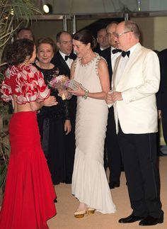 Monaco Rose Ball 2016 in aid of the Princess Grace Foundation
