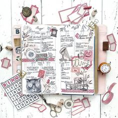 """159 likerklikk, 4 kommentarer – CreativeScrapbookerMagazine (@csmscrapbooker) på Instagram: """"Is it just me or are you """"smitten"""" about this journal too! I love the colours with the black and…"""""""